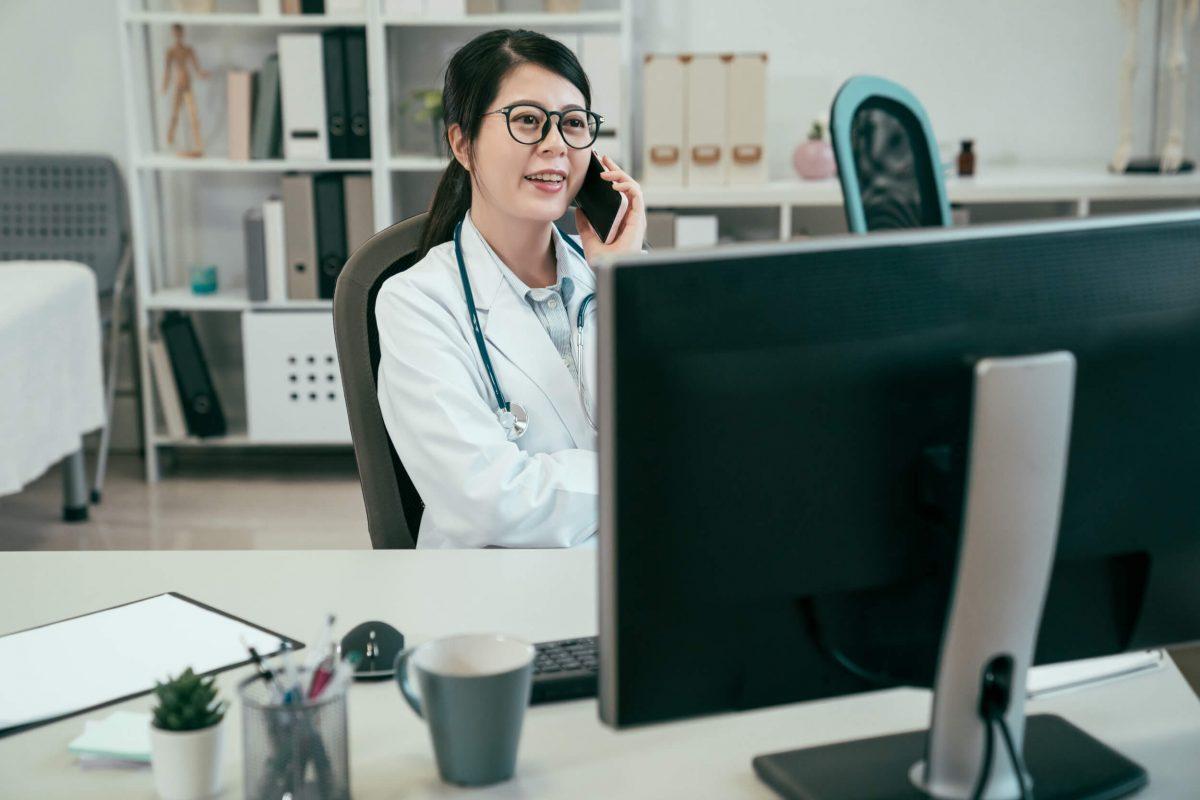 lääkärin työhyvinvointia