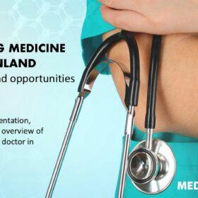 Practicing medicine in Finland - Presentation